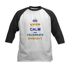 Keep Calm and Celebrate Diver Tee