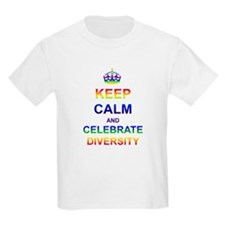 Keep Calm and Celebrate Diver T-Shirt