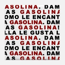 Gasolina Tile Coaster