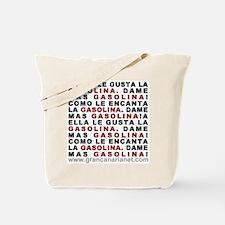 Gasolina Tote Bag