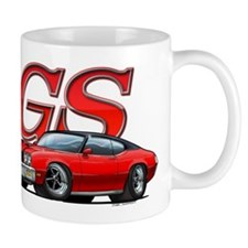 Red Skylark GS BV Mug