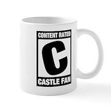 Rated Castle Fan Mug