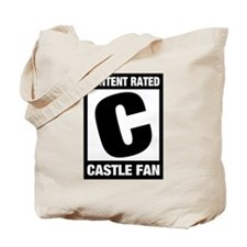 Rated Castle Fan Tote Bag
