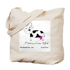 Wild Eyed Pixie - CowJuice Tote Bag