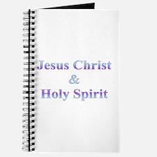 Jesus Christ & Holy Spirity Journal