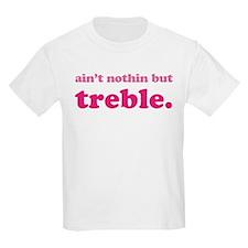 Funny Music Treble T-Shirt