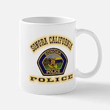 Sonora California Police Mug