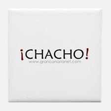 Chacho Tile Coaster