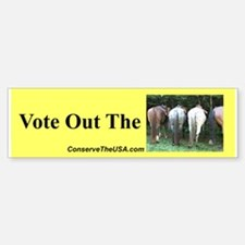 """""""Save America"""" Sticker (Bumper)"""
