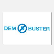 Anti Democrat Postcards (Package of 8)