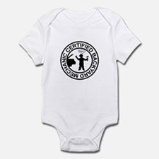 Certified Backyard Mechanic Infant Bodysuit