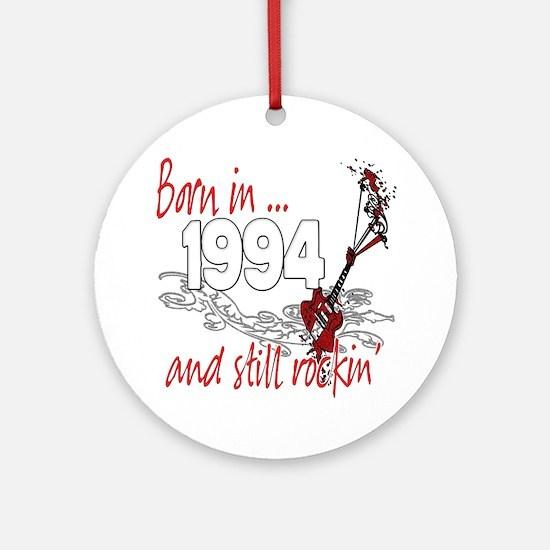 Born in 1994 Ornament (Round)