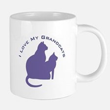 I Love My GrandCats 111 20 oz Ceramic Mega Mug