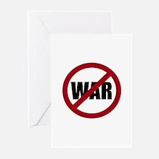 No War Greeting Cards (Pk of 10)