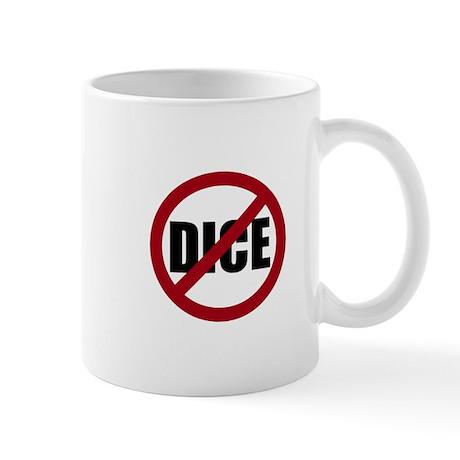 No Dice Mug