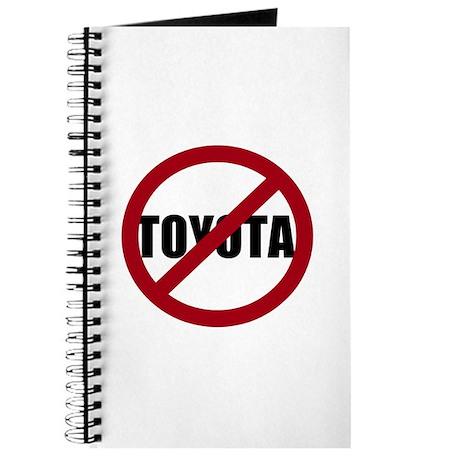 Anti-Toyota Journal