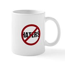 No Haters Mug