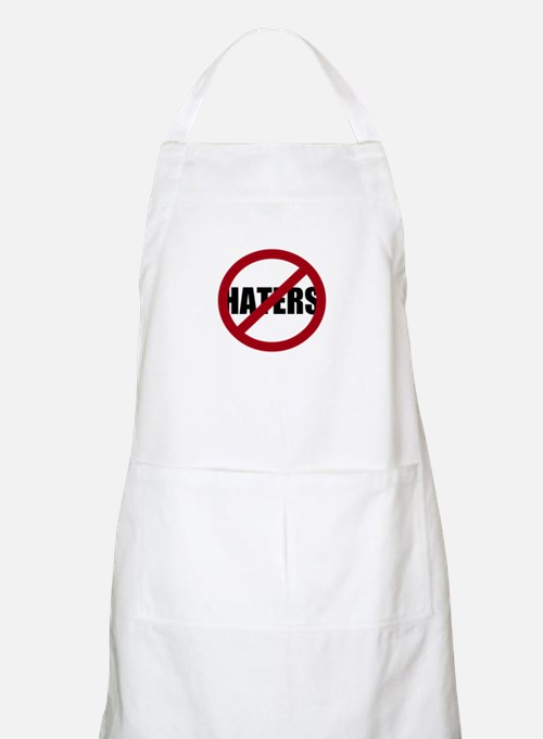 No Haters Apron