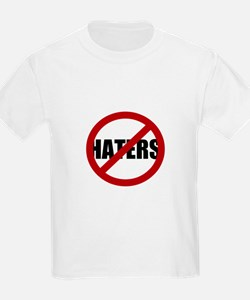 No Haters T-Shirt