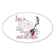 Born in 1962 Decal
