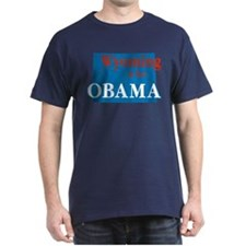 Wyoming Is For Obama T-Shirt