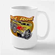 Hot Rod Large Mug
