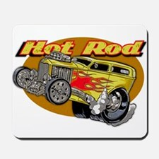 Hot Rod Mousepad