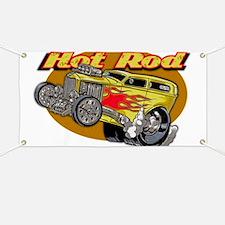 Hot Rod Banner