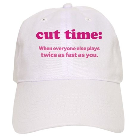 Music Gift Quote Funny Cap