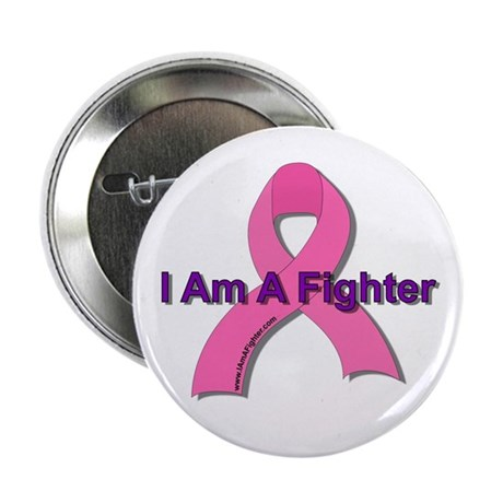 "I Am A Fighter 2.25"" Button (10 pack)"