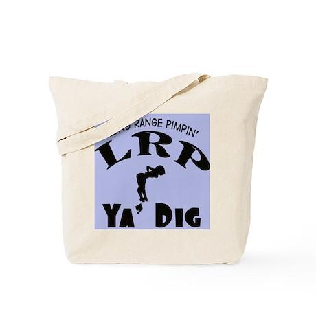 LRP(Long Range Pimpin) -- T-Shirt Tote Bag
