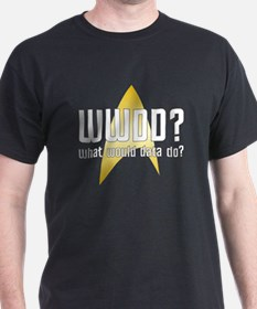 Star Trek: WWDD? T-Shirt