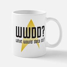 Star Trek: WWDD? Mug