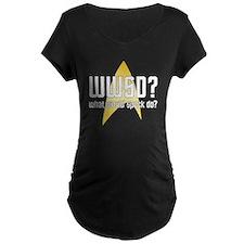Star Trek: WWSD? T-Shirt