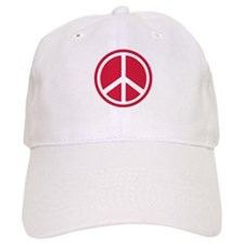 Peace icon Baseball Cap