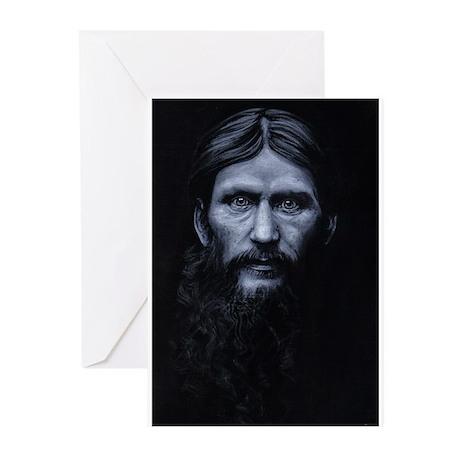 Rasputin Greeting Cards (Pk of 20)