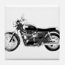 Bonneville Tile Coaster
