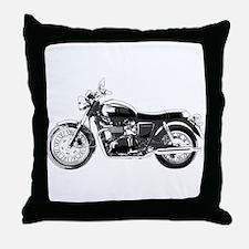 Bonneville Throw Pillow