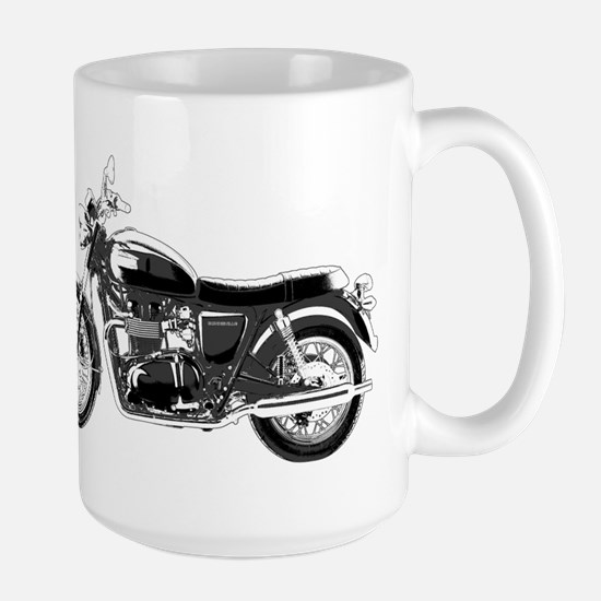 Bonneville Large Mug
