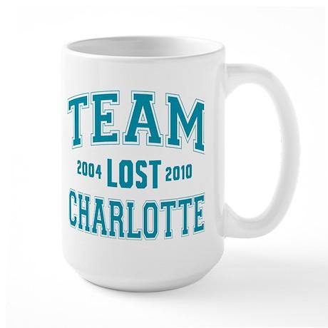 LOST Large Mug