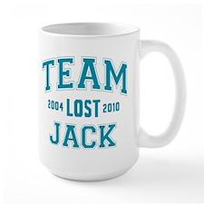 LOST Fan Team Jack Mug