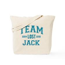 LOST Fan Team Jack Tote Bag