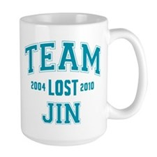 LOST Fan Team Jin Mug