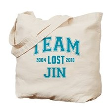 LOST Fan Team Jin Tote Bag