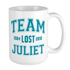 LOST Fan Team Juliet Mug