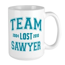 LOST Fan Team Sawyer Mug