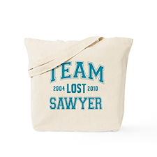 LOST Fan Team Sawyer Tote Bag