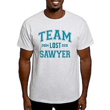 Unique Lost fans T-Shirt