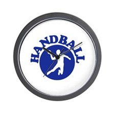 Handball Wall Clock