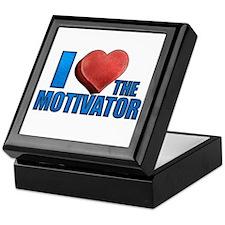 I Heart the Motivator Keepsake Box